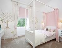 Những kiểu phòng ngủ cực đẹp dành cho bé gái