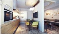 Thạch cao_vật liệu thích hợp trong trang trí nội thất căn hộ