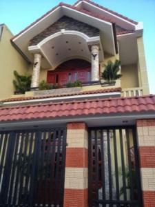 Nhà đất Dĩ An giá rẻ bán gấp nhà lầu gần trường học Lê Quý Đôn
