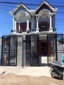 Nhà đất Dĩ An giá rẻ cần bán nhà lầu mặt tiền Đông Tác đường thông kinh doanh tốt