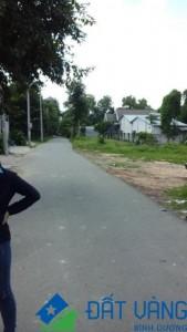 Bán gấp lô đất phường Phú Hòa, TP Thủ Dầu Một, Bình Dương